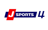 J Sports 4 / HD tv logo