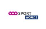 VOOsport World 2 tv logo