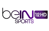 beIN Sports Mena 12 HD tv logo