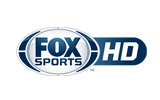 Fox Sports / HD tv logo