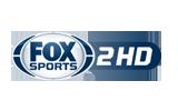 Fox Sports 2 / HD tv logo