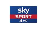 Sky Sport 4 / HD tv logo