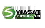 Viasat Fotboll HD tv logo