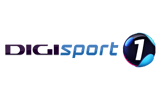 Digi Sport 1 / HD tv logo