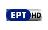 ERT HD tv logo