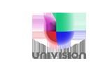 Univision / HD tv logo