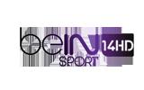 beIN Sports Mena 14 HD tv logo