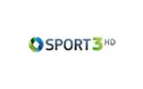 COSMOTE Sport 3 HD tv logo