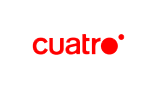 Cuatro / HD tv logo