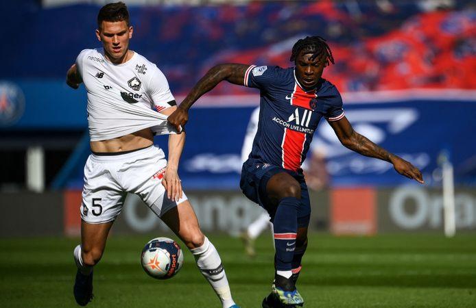 Lille vs Paris Saint Germain
