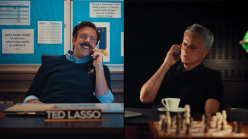 Mourinho channels his Ted Lasso advice as he dodges Bale questions