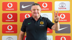 Kaizer Chiefs deal only happened in the last day or two - Hunt