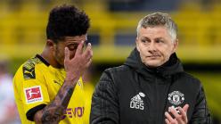 Solskjaer gives Man Utd transfer update as Sancho negotiations stall