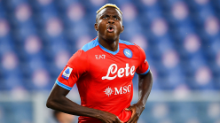 Napoli's Osimhen knows how to hurt opponents in the box - Cannavaro