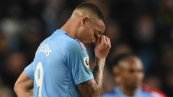 Gabriel Jesus: Manchester City star matches Diouf's awful penalty record
