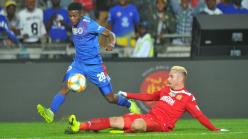 Agent: Teboho Mokoena drew interest from Turkey