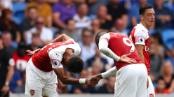 King of London derbies: Aubameyang's remarkable record