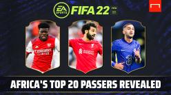 FIFA22: Africa