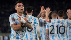 Why was Lautaro Martinez crying on the bench for Argentina? Inter striker reveals why he got emotional