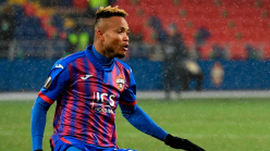 Ejuke beats Akinfeev and Zabolotny to CSKA Moscow's Player of the Month award