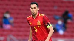 Video: Enrique praises Spain