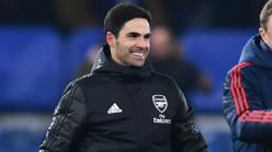 Oliseh hails Arteta after Arsenal