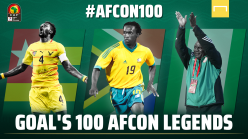 Afcon100 Countdown: 100-91
