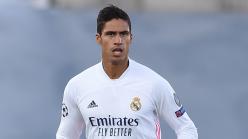 Man Utd & Chelsea-linked Varane yet to make Real Madrid future decision