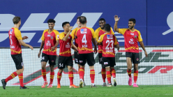 East Bengal season review: Bright transfer window, poor Indian players - Red and Golds