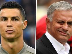 Hope for Man Utd? Ronaldo