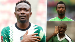 From Musa to Mikel: Who are the Super Eagles' most capped players?