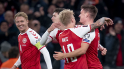 Denmark qualify for 2022 World Cup