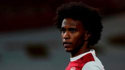 Arsenal players aren