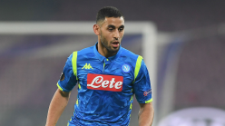 Ghoulam to be assessed after complaining of knee discomfort in Napoli win over Bologna