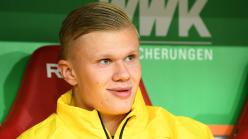 Dortmund boss reveals why Haaland may not start against Koln & talks up Gio Reyna talent