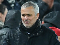 Mourinho in Champions League: Manchester United manager