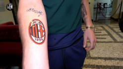 Donnarumma makes AC Milan tattoo vow following jeers on San Siro return with Italy