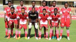 Jentrix Shikangwa: Harambee Starlets striker reveals her England dream