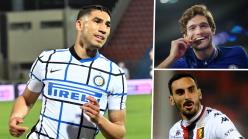 Chelsea continue Hakimi hunt by offering Alonso and Zappacosta in attempt to reduce Inter asking price