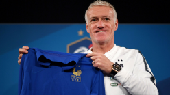 France boss Deschamps signs contract extension through to 2022