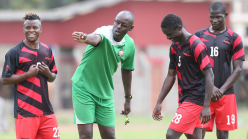 Former Kenya internationals Otieno, Ambani and Echesa graduate with Caf B coaching licenses