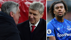 Iwobi: How playing under Ancelotti at Everton is similar to Wenger