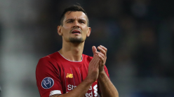 Blow for Liverpool as Lovren taken off with injury against Salzburg