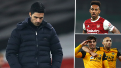 Video: Arteta not worried about being sacked after Arsenal