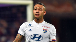 Lyon 2-2 RB Leipzig: Depay completes comeback to clinch knockout spot