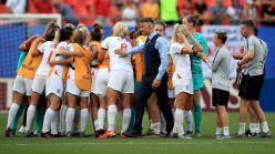 When are England Women