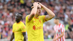 Jota injury scare for Liverpool as Portugal send forward back to Anfield