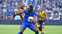 Samatta suffers heavy defeat with Genk against Koulibaly's Napoli
