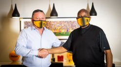 Kaizer Chiefs wanted Hunt and not Amrouche - Kaizer Motaung