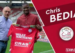 Belgian side Zulte Waregem sign Ivorian and Senegalese forwards on loan